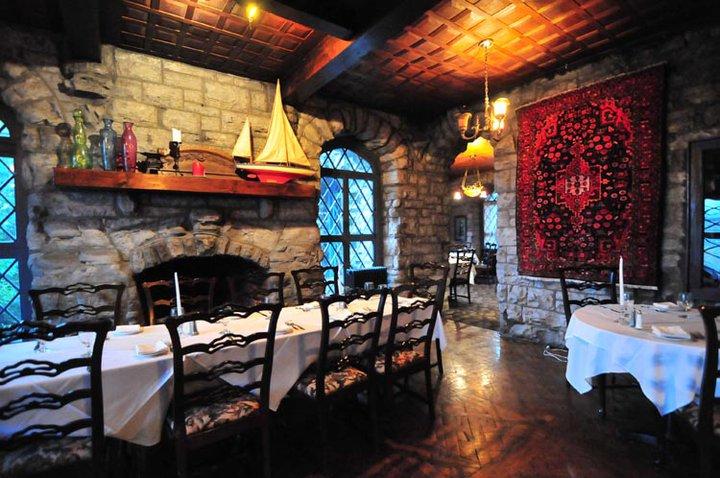 Beardslee Castle  fine dining in a historic Mohawk Valley